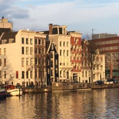Tot ziens Amstelredam – Good bye for Now Amsterdam