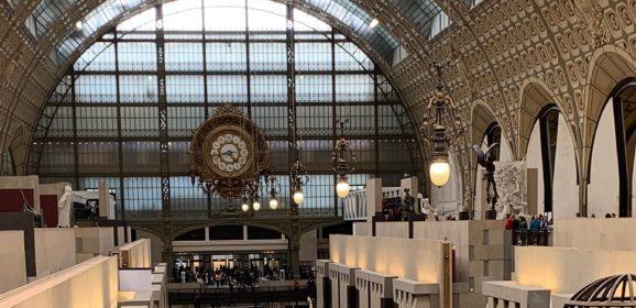 The Glorious Museums of Paris