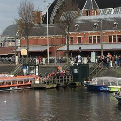 Welkom om Amsterdam